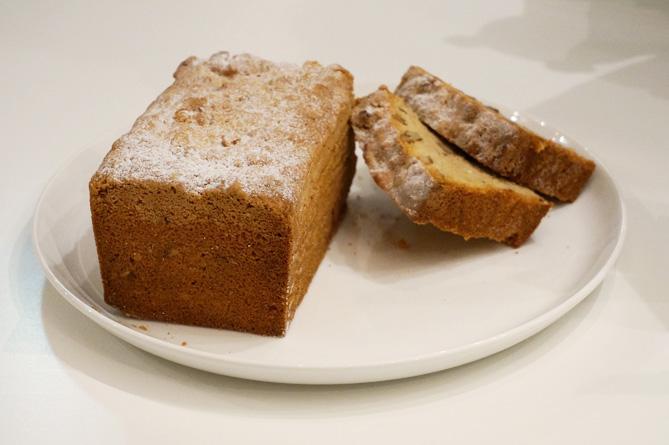 お麩のパウンドケーキ